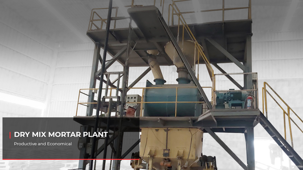 Autoclaved Aerated Concrete Block making plant (AAC)